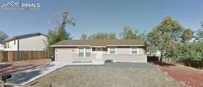 1470 Keith Drive, Colorado Springs, CO 80916 - MLS#: 2508582