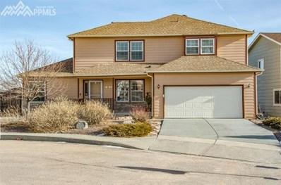 6130 Ursa Lane, Colorado Springs, CO 80919 - MLS#: 2516757