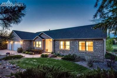 15240 Steinbeck Lane, Colorado Springs, CO 80921 - MLS#: 2521453