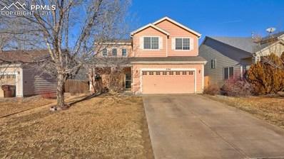 4398 E Anvil Drive, Colorado Springs, CO 80925 - MLS#: 2522829