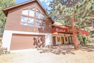 5365 Rampart Terrace Road, Cascade, CO 80809 - MLS#: 2525463