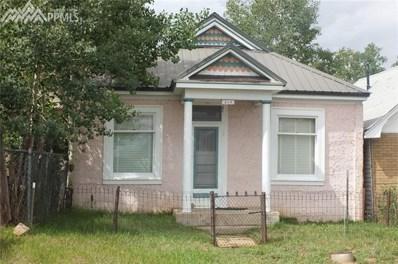 417 E Eaton Avenue, Cripple Creek, CO 80813 - MLS#: 2525513