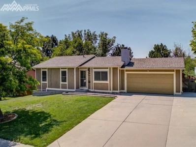 5565 Sacramento Place, Colorado Springs, CO 80917 - MLS#: 2551827