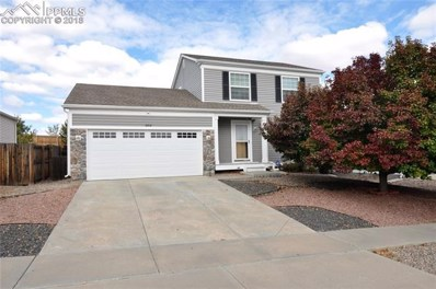 6512 Balance Circle, Colorado Springs, CO 80923 - MLS#: 2553461