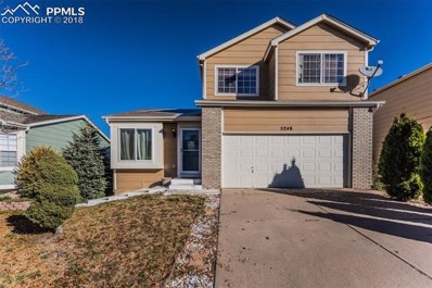 5248 Pine Haven Drive, Colorado Springs, CO 80923 - MLS#: 2555947