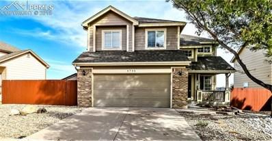 4795 Findon Place, Colorado Springs, CO 80922 - MLS#: 2572488