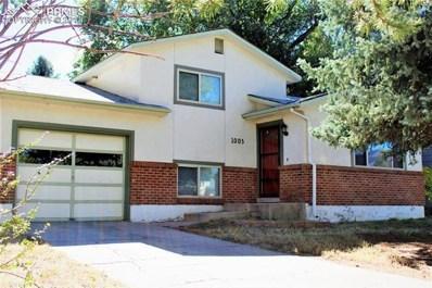 1003 Old Dutch Mill Road, Colorado Springs, CO 80907 - MLS#: 2582617