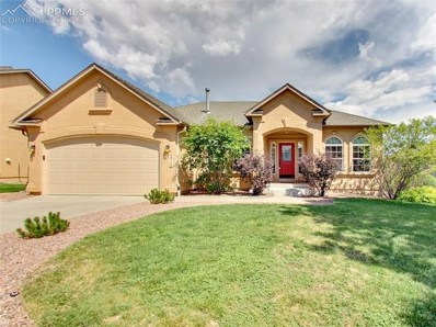 4913 Mount Union Court, Colorado Springs, CO 80918 - MLS#: 2585156
