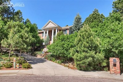 135 Brigham Court, Colorado Springs, CO 80906 - MLS#: 2587729