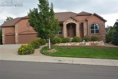 12639 Woodruff Drive, Colorado Springs, CO 80921 - MLS#: 2588649