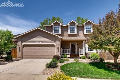 6445 Whirlwind Drive, Colorado Springs, CO 80923 - MLS#: 2589275