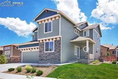8277 Misty Moon Drive, Colorado Springs, CO 80924 - MLS#: 2592076