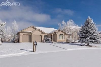 15410 Copperfield Drive, Colorado Springs, CO 80921 - MLS#: 2615250