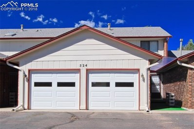 524 Lakewood Circle, Colorado Springs, CO 80910 - MLS#: 2617108