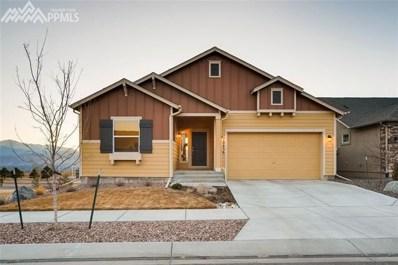 10636 Echo Canyon Drive, Colorado Springs, CO 80908 - MLS#: 2618022