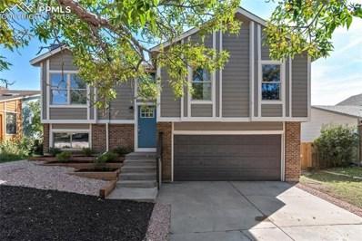 4035 Vicksburg Terrace, Colorado Springs, CO 80917 - MLS#: 2622228