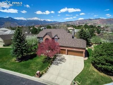 3840 Brushland Court, Colorado Springs, CO 80904 - MLS#: 2622927