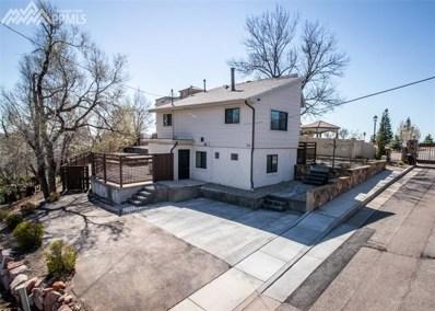723 W Bijou Street, Colorado Springs, CO 80905 - MLS#: 2627771