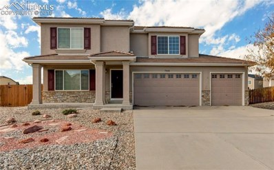 7508 Muhly Court, Colorado Springs, CO 80915 - MLS#: 2638243