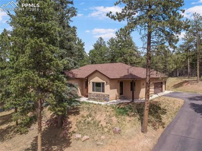 215 Wildrose Court, Woodland Park, CO 80863 - MLS#: 2640174