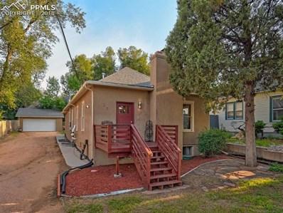 27 W Brookside Street, Colorado Springs, CO 80905 - MLS#: 2647396