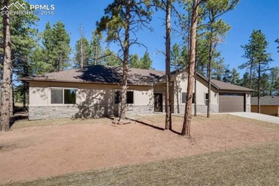 1314 Firestone Drive, Woodland Park, CO 80863 - MLS#: 2652647