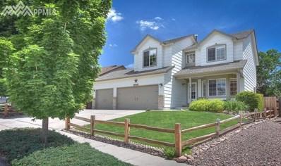 4056 Ascendant Drive, Colorado Springs, CO 80922 - MLS#: 2656554