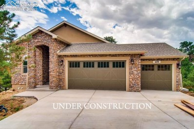 5324 Old Star Ranch View, Colorado Springs, CO 80906 - #: 2660732