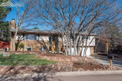 2444 Astron Drive, Colorado Springs, CO 80906 - MLS#: 2661659