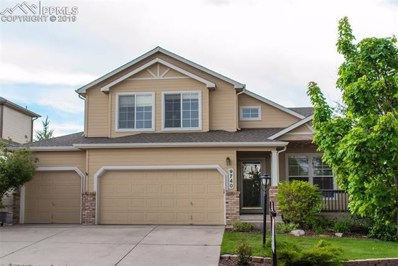 9740 Stoneglen Drive, Colorado Springs, CO 80920 - MLS#: 2663287