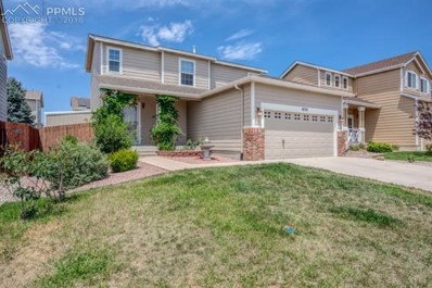 1634 Woodpark Drive, Colorado Springs, CO 80951 - MLS#: 2666640