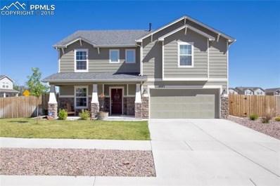 6883 Gold Drop Drive, Colorado Springs, CO 80923 - MLS#: 2667799