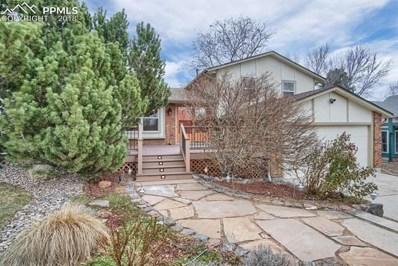5015 Horseshoe Bend Street, Colorado Springs, CO 80917 - MLS#: 2681625