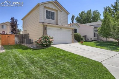 6019 Bow River Drive, Colorado Springs, CO 80923 - #: 2691064
