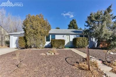 2217 Bonfoy Avenue, Colorado Springs, CO 80909 - MLS#: 2692740