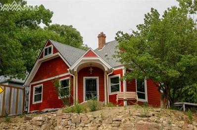 802 E Costilla Street, Colorado Springs, CO 80903 - MLS#: 2694738