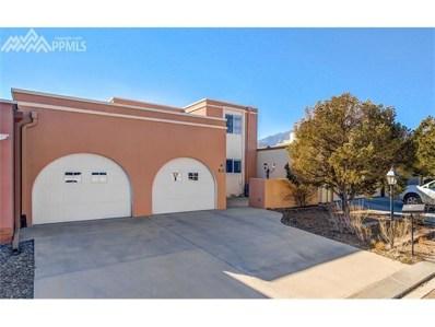 1903 Calle De Seville Drive, Colorado Springs, CO 80904 - MLS#: 2700230