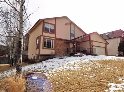 1003 N War Eagle Drive, Colorado Springs, CO 80919 - MLS#: 2701328