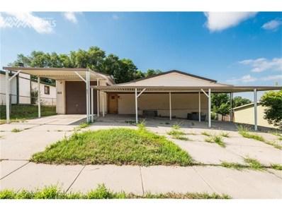311 Comanche Village Drive, Fountain, CO 80817 - MLS#: 2719391