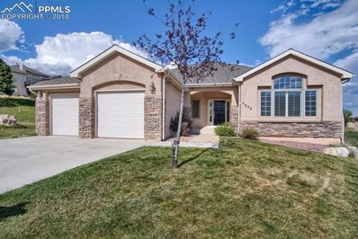 4055 Ramshorn Point, Colorado Springs, CO 80904 - MLS#: 2731845