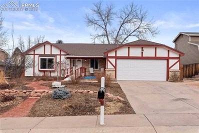 2740 Black Diamond Terrace, Colorado Springs, CO 80918 - MLS#: 2734657