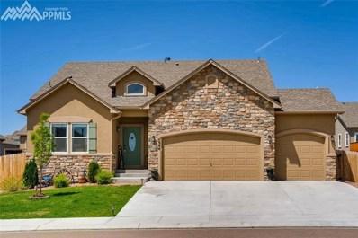 7544 Bonterra Lane, Colorado Springs, CO 80925 - MLS#: 2743630