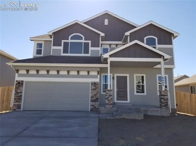 6643 Mandan Drive, Colorado Springs, CO 80925 - MLS#: 2750438