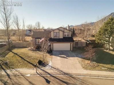 4030 Red Cedar Drive, Colorado Springs, CO 80906 - MLS#: 2771451