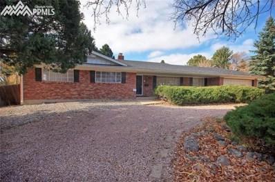 2506 Fairview Circle, Colorado Springs, CO 80909 - MLS#: 2772705