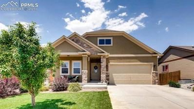 10579 Abrams Drive, Colorado Springs, CO 80925 - MLS#: 2773988