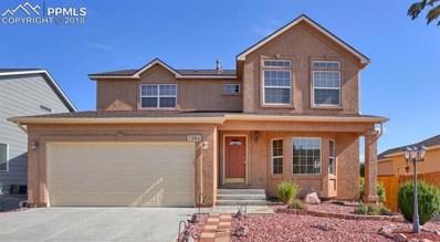 7384 Prythania Park Drive, Colorado Springs, CO 80923 - MLS#: 2774363