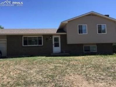 6925 Sullivan Avenue, Colorado Springs, CO 80911 - MLS#: 2777894