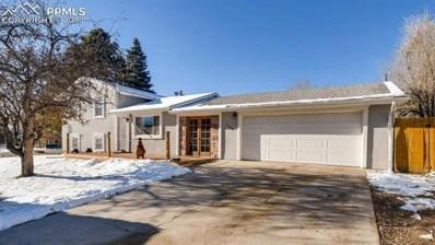 1206 Tonka Avenue, Colorado Springs, CO 80904 - MLS#: 2778419