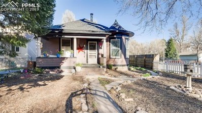 1201 N Prospect Street, Colorado Springs, CO 80903 - MLS#: 2778662